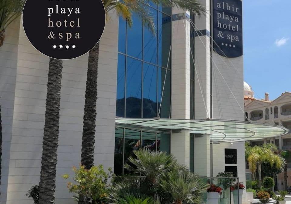 En dag på SPA ( Albir Playa Hotell )
