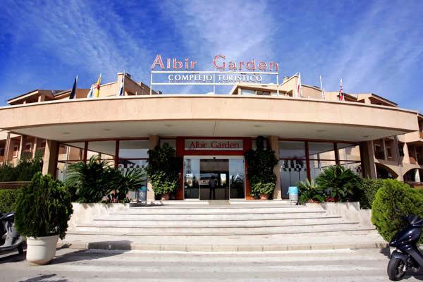 hotels albir hotel Albir Garden