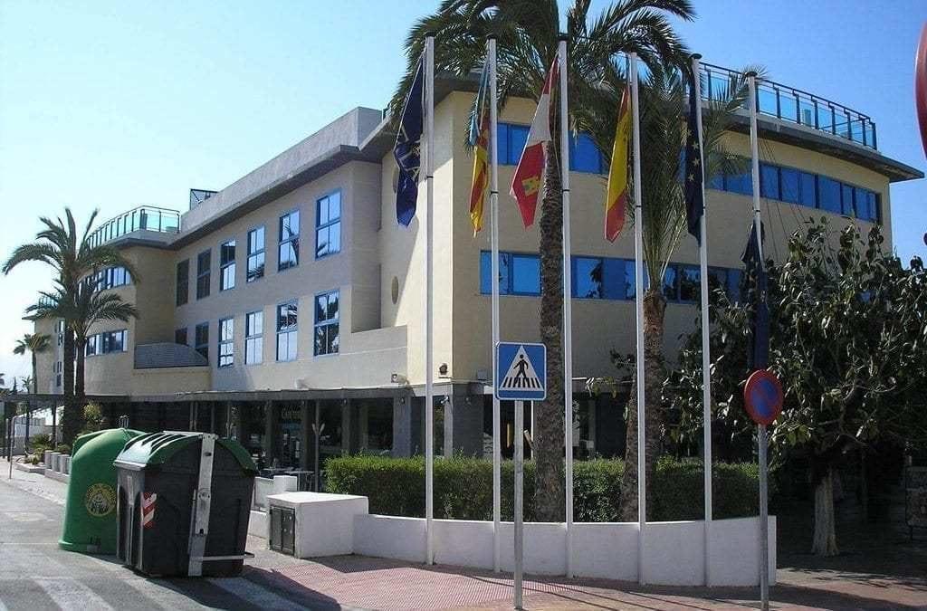 Hotel Rober Palas Albir