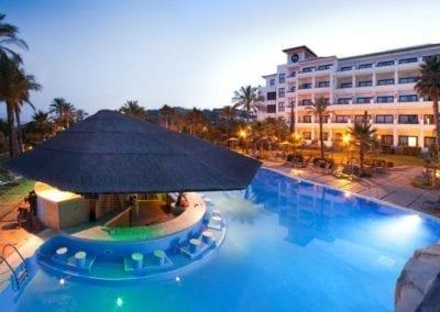 Hotel Villa Gadea main