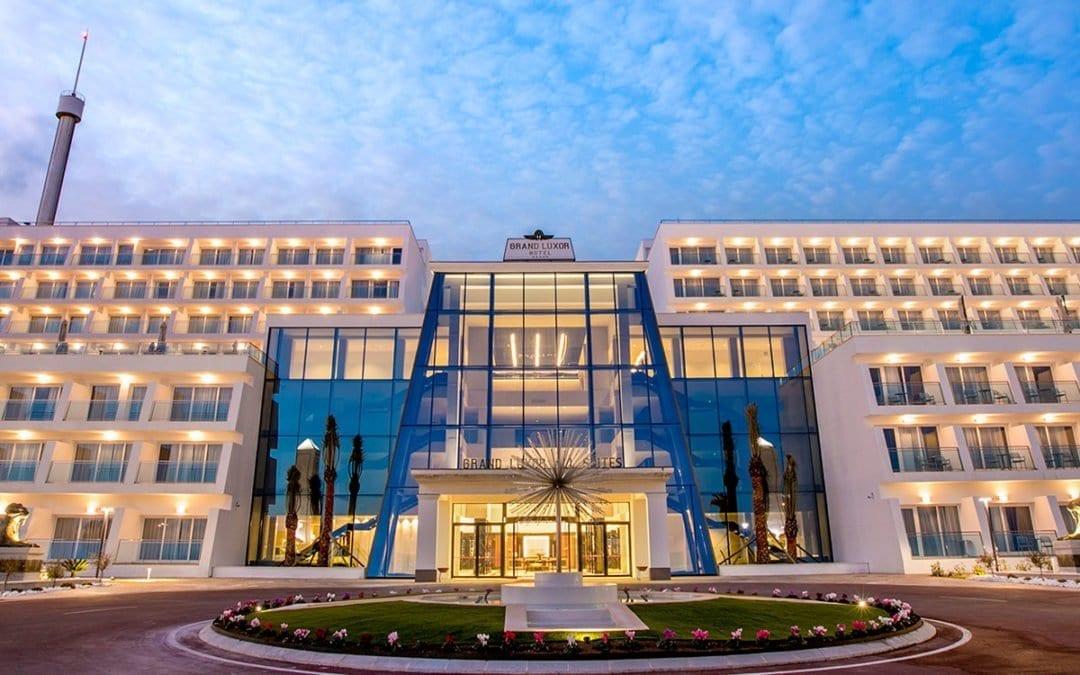 Hotel Grand Luxor – Terra Mitica