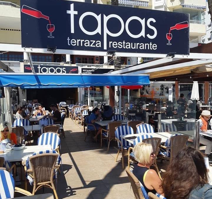 Friendly front line tapas bar