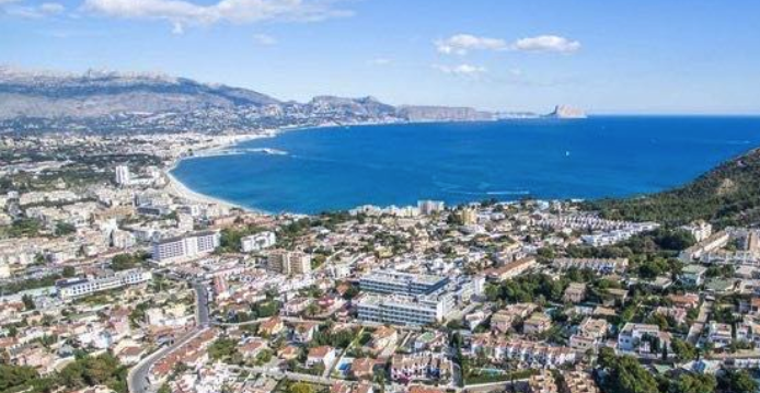 Holiday homes to rent Albir